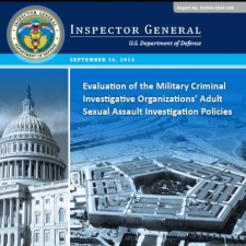 DoD Military Sexual Assault