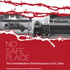 No Safe Place report cover