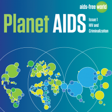 Planet AIDS Cover