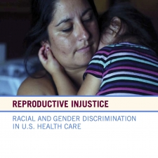 Racial Injustice Report Cover