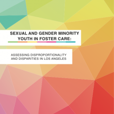 Sexual & Gender Minority Youth in Los Angeles Foster Care - Cover