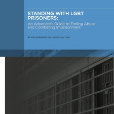 Standing With LGBT Prisoners - Report Cover